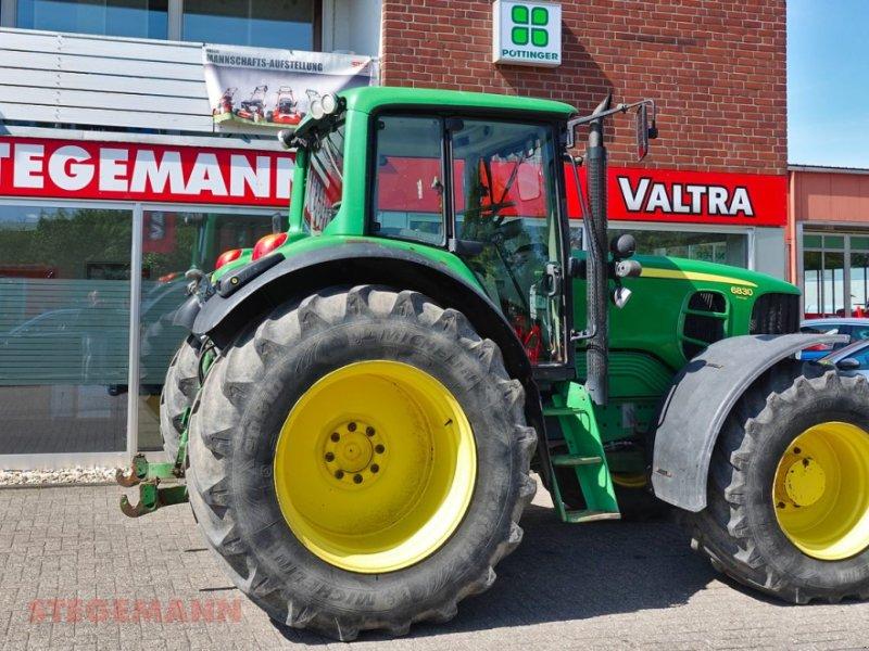 Traktor des Typs John Deere 6830 PREMIUM, Gebrauchtmaschine in Billerbeck (Bild 9)