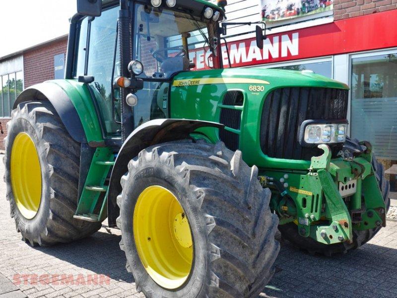 Traktor des Typs John Deere 6830 PREMIUM, Gebrauchtmaschine in Billerbeck (Bild 17)