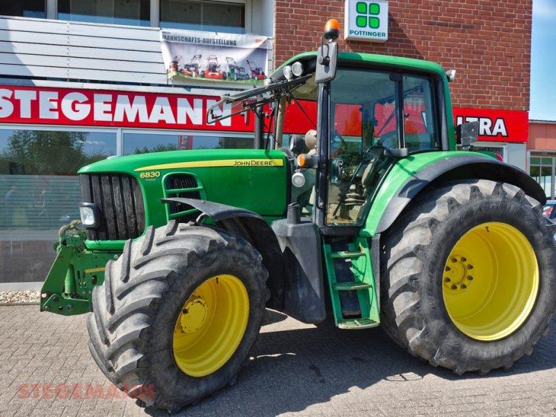 Traktor des Typs John Deere 6830 PREMIUM, Gebrauchtmaschine in Billerbeck (Bild 20)