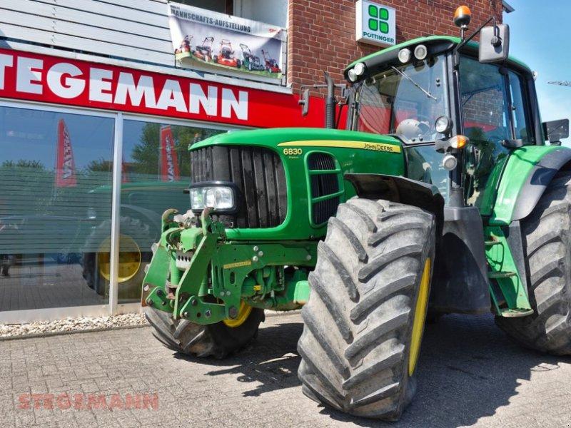 Traktor des Typs John Deere 6830 PREMIUM, Gebrauchtmaschine in Billerbeck (Bild 23)