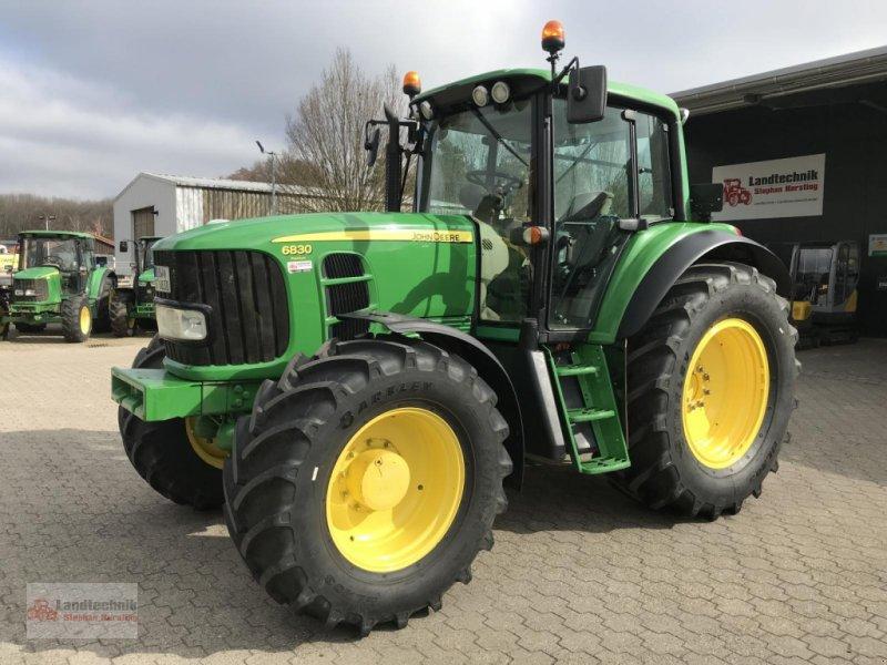 Traktor tip John Deere 6830 Premium, Gebrauchtmaschine in Marl (Poză 1)