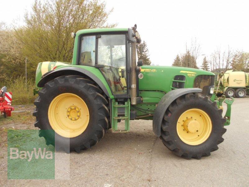 Traktor des Typs John Deere 6830 PREMIUM, Gebrauchtmaschine in Mindelheim (Bild 6)