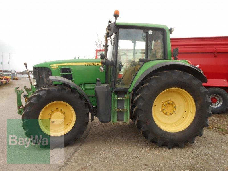 Traktor des Typs John Deere 6830 PREMIUM, Gebrauchtmaschine in Mindelheim (Bild 3)
