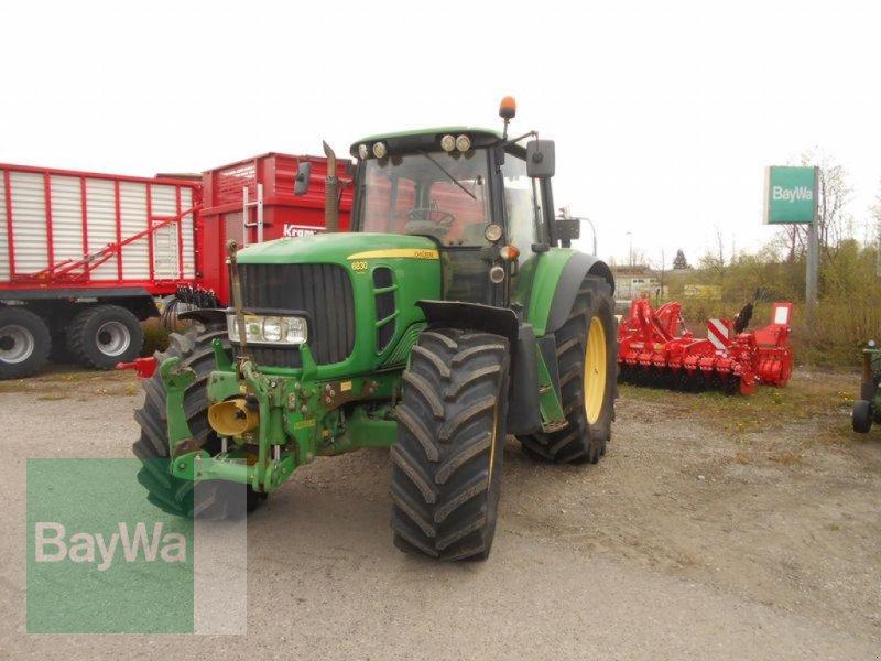 Traktor des Typs John Deere 6830 PREMIUM, Gebrauchtmaschine in Mindelheim (Bild 1)