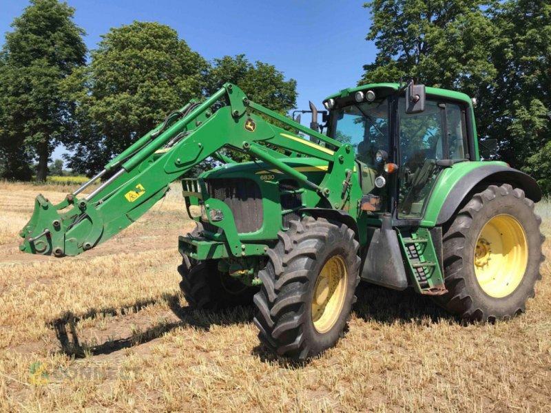 Traktor des Typs John Deere 6830 Premium, Gebrauchtmaschine in Kd (Bild 1)