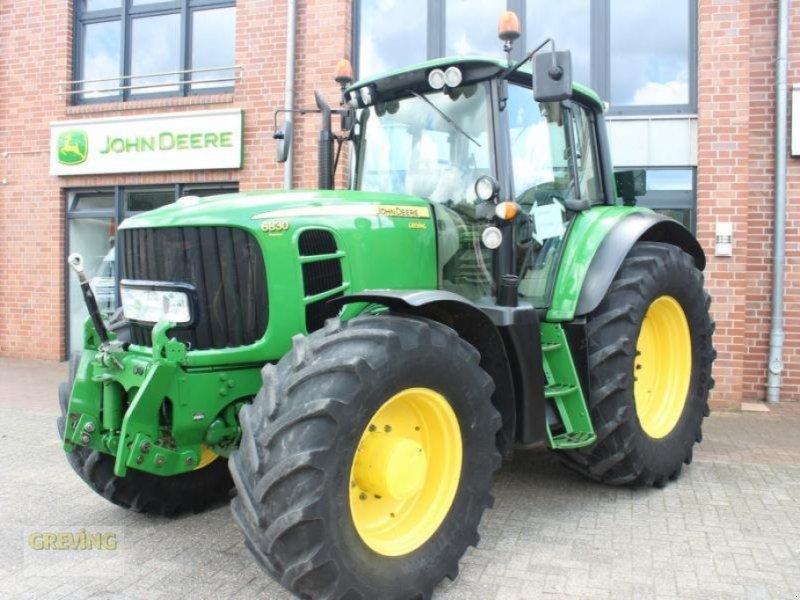 Traktor typu John Deere 6830 PREMIUM, Gebrauchtmaschine v Ahaus (Obrázok 1)
