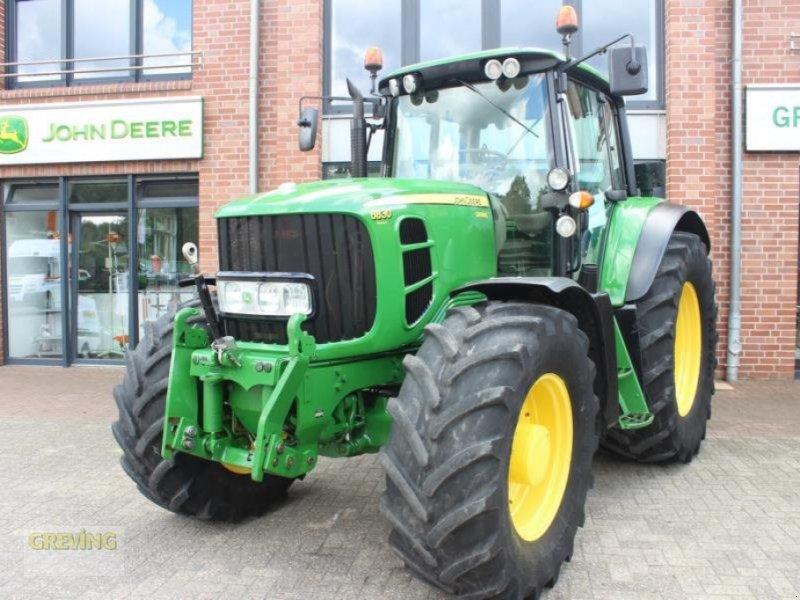 Traktor typu John Deere 6830 PREMIUM, Gebrauchtmaschine v Ahaus (Obrázok 2)