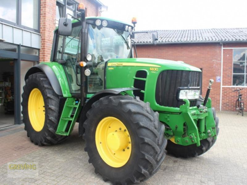 Traktor typu John Deere 6830 PREMIUM, Gebrauchtmaschine v Ahaus (Obrázok 4)