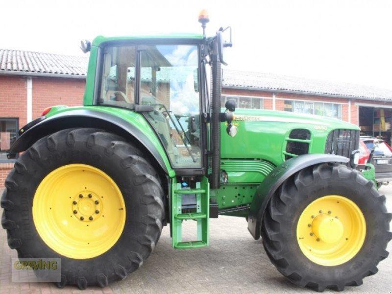 Traktor typu John Deere 6830 PREMIUM, Gebrauchtmaschine v Ahaus (Obrázok 6)