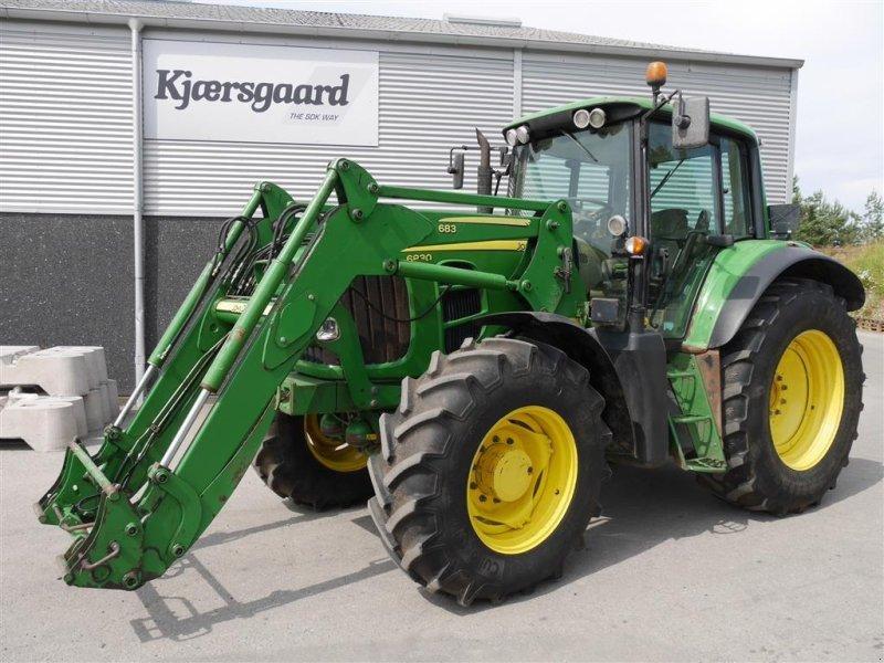Traktor типа John Deere 6830, Gebrauchtmaschine в Aalborg SV (Фотография 1)