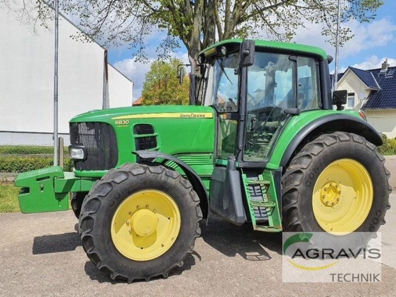 Traktor типа John Deere 6830, Gebrauchtmaschine в Walsrode (Фотография 1)