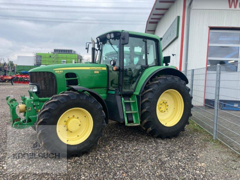Traktor типа John Deere 6830, Gebrauchtmaschine в Stockach (Фотография 1)