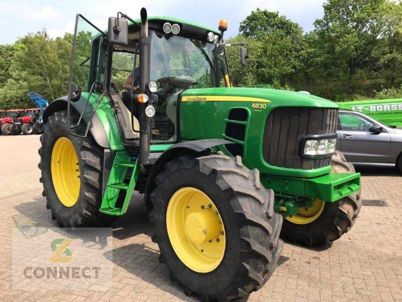 Traktor типа John Deere 6830, Gebrauchtmaschine в Gerichshain (Фотография 1)