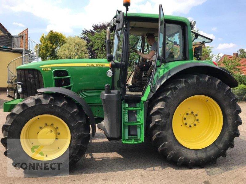 Traktor типа John Deere 6830, Gebrauchtmaschine в Gerichshain (Фотография 3)