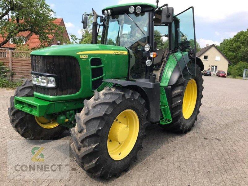 Traktor типа John Deere 6830, Gebrauchtmaschine в Gerichshain (Фотография 4)