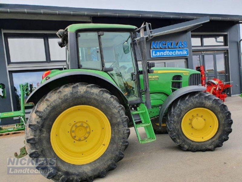 Traktor типа John Deere 6830, Gebrauchtmaschine в Schirradorf (Фотография 1)