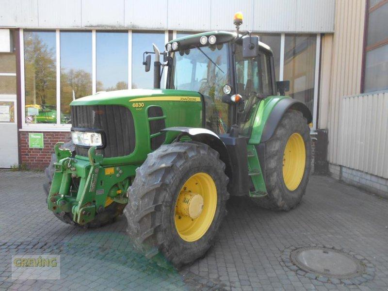 Traktor des Typs John Deere 6830, Gebrauchtmaschine in Greven (Bild 1)