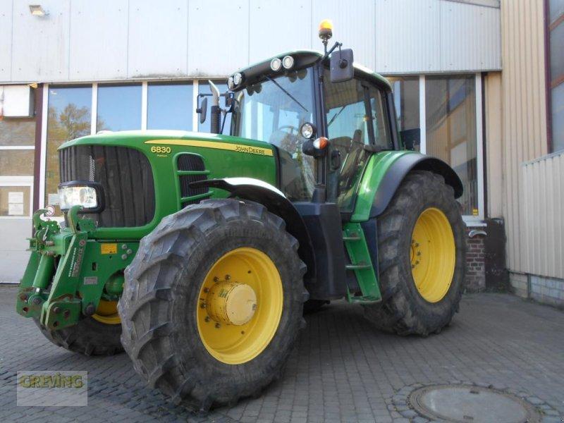 Traktor des Typs John Deere 6830, Gebrauchtmaschine in Greven (Bild 2)