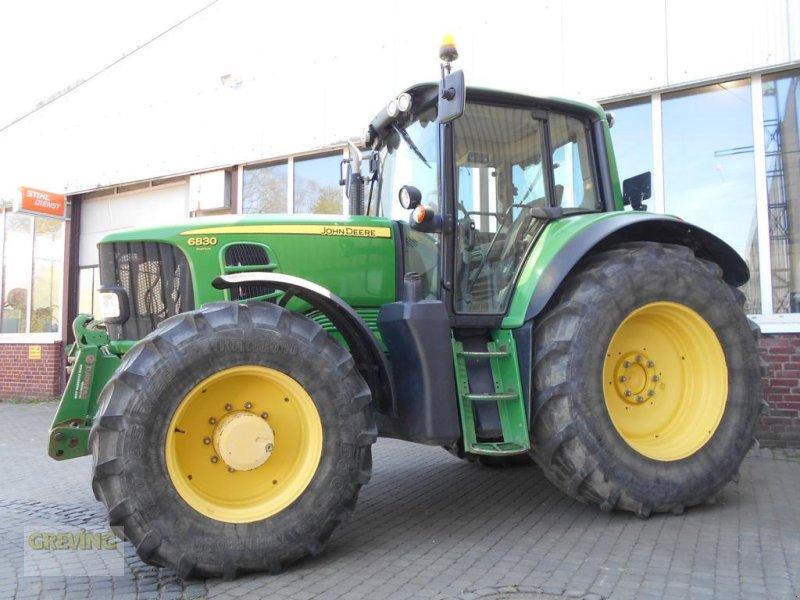 Traktor des Typs John Deere 6830, Gebrauchtmaschine in Greven (Bild 3)