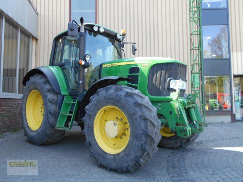 Traktor des Typs John Deere 6830, Gebrauchtmaschine in Greven (Bild 5)