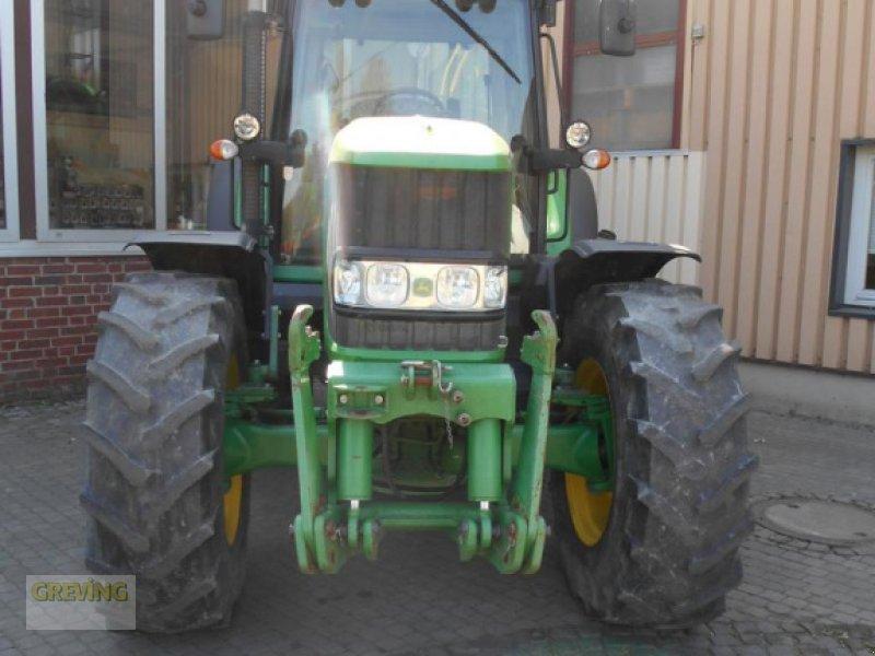Traktor des Typs John Deere 6830, Gebrauchtmaschine in Greven (Bild 7)
