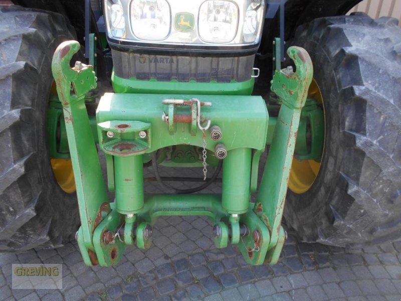Traktor des Typs John Deere 6830, Gebrauchtmaschine in Greven (Bild 8)