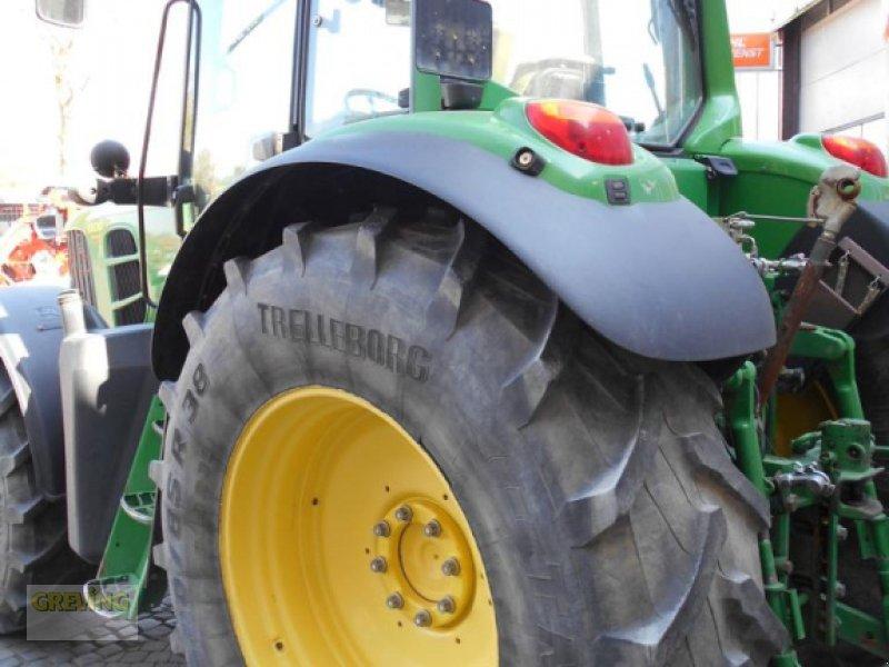 Traktor des Typs John Deere 6830, Gebrauchtmaschine in Greven (Bild 10)