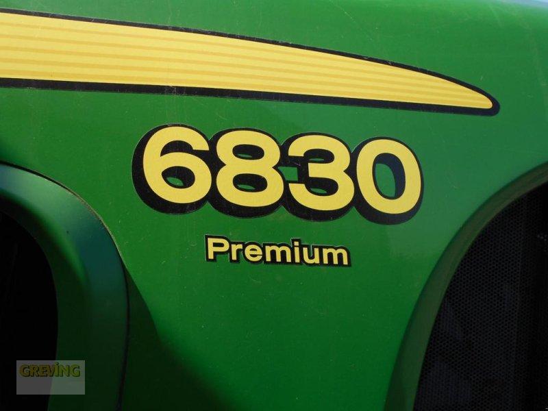 Traktor des Typs John Deere 6830, Gebrauchtmaschine in Greven (Bild 27)
