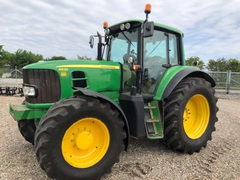 Traktor des Typs John Deere 6830AP TRAKTOR 90% dæk! Autopower, Gebrauchtmaschine in Rødekro (Bild 1)