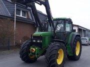 John Deere 6900 mit Stoll Industriefrontlader Traktor