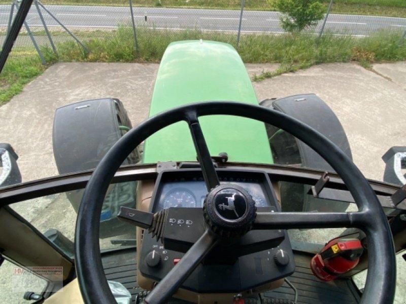 Traktor des Typs John Deere 6900, Ausstellungsmaschine in Burow (Bild 14)