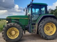 John Deere 6910 PowerQuard TLS El hydr. org. JD  joystik ventil Traktor