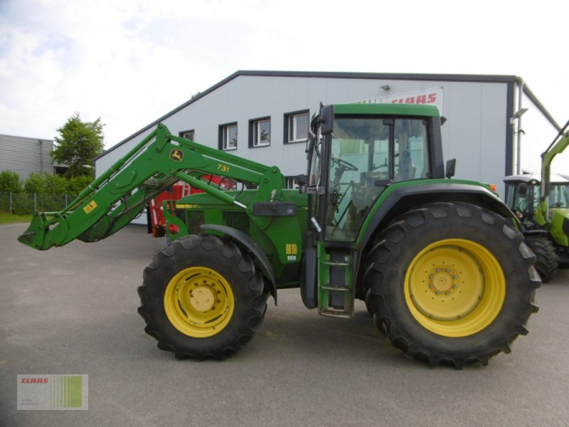 Traktor des Typs John Deere 6910, Gebrauchtmaschine in Sörup (Bild 1)