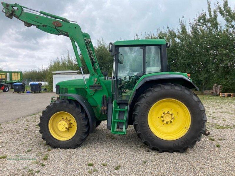 Traktor типа John Deere 6910, Gebrauchtmaschine в Kanzach (Фотография 1)