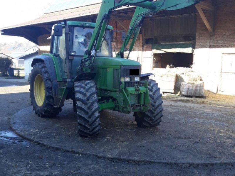 Traktor tip John Deere 6910, Gebrauchtmaschine in Laupheim (Poză 1)