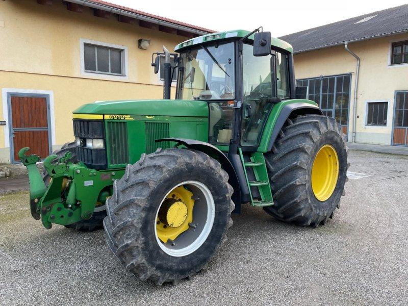 Traktor des Typs John Deere 6910, Gebrauchtmaschine in Möllersdorf (Bild 1)
