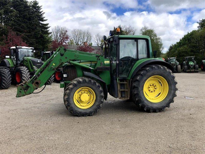Traktor типа John Deere 6920 AUTOPOWER Med frontlæsser og TLS foraksel, Gebrauchtmaschine в Randers SV (Фотография 1)