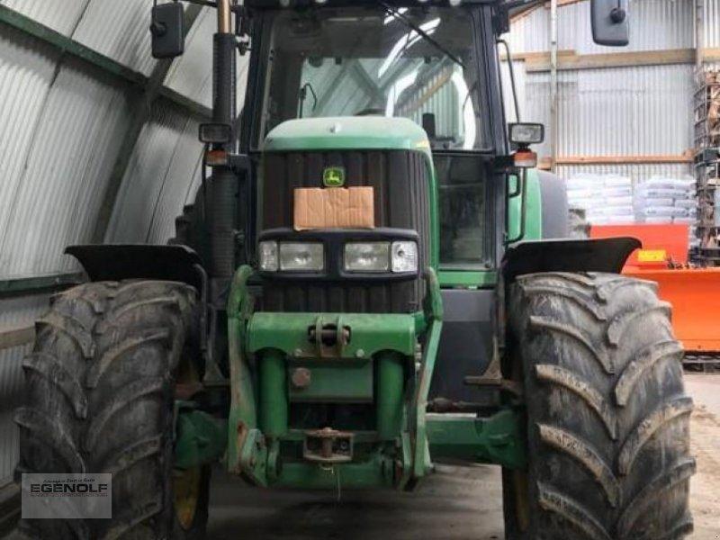 Traktor типа John Deere 6920 AutoPower, Gebrauchtmaschine в Beselich-Obertiefenbach (Фотография 1)