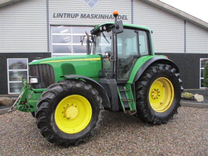 Traktor des Typs John Deere 6920 AutoPowr TLS Med frontlift og frontPTO, Gebrauchtmaschine in Lintrup (Bild 1)