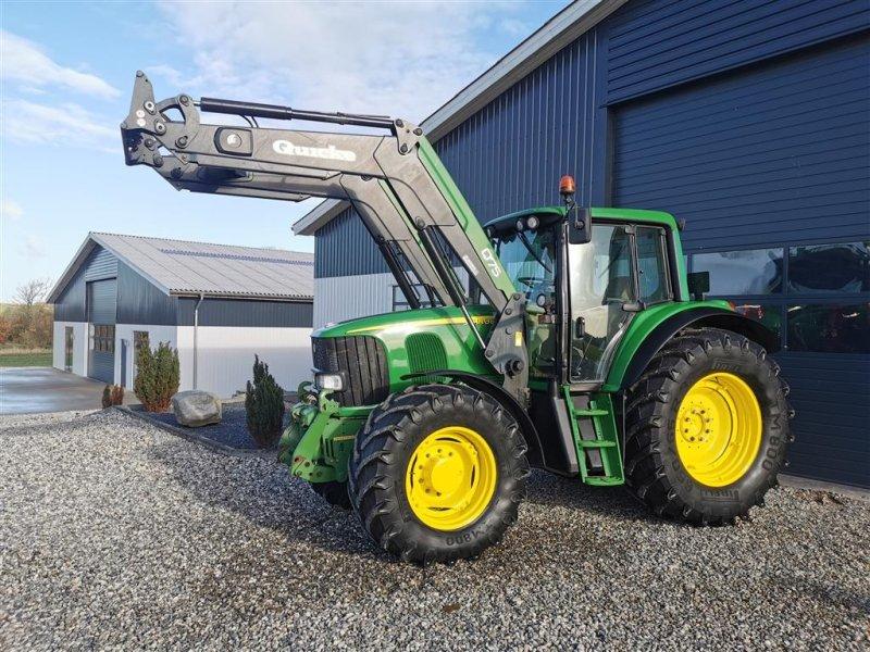 Traktor des Typs John Deere 6920 AutoQuad, TLS Med Frontlæsser, Gebrauchtmaschine in Thorsø (Bild 1)