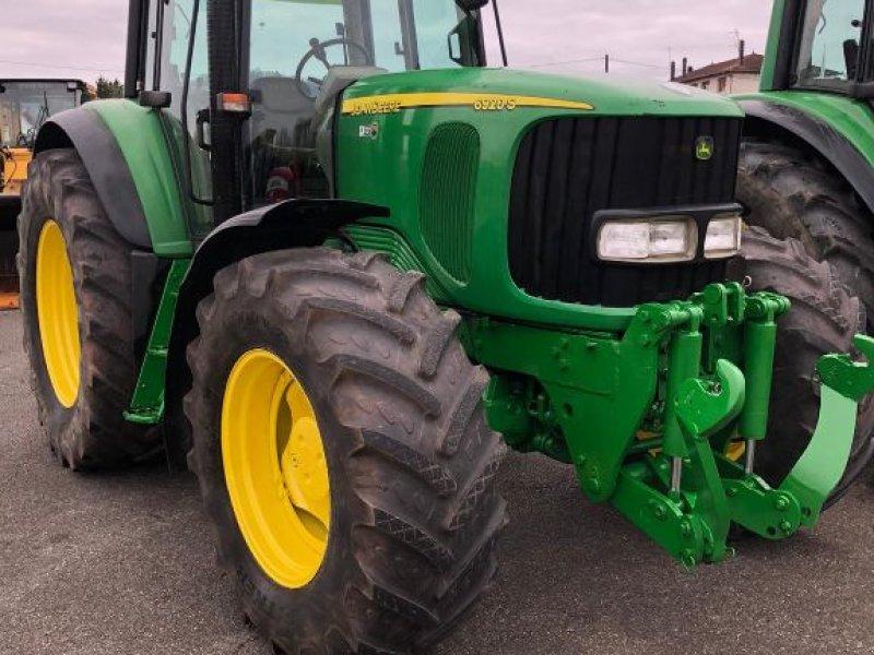 Traktor des Typs John Deere 6920 PREMIUM, Gebrauchtmaschine in SAINT PALAIS  (Bild 1)