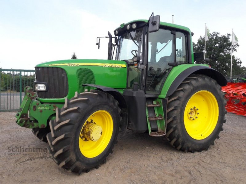 Traktor типа John Deere 6920 S AP-50, Gebrauchtmaschine в Soltau (Фотография 1)