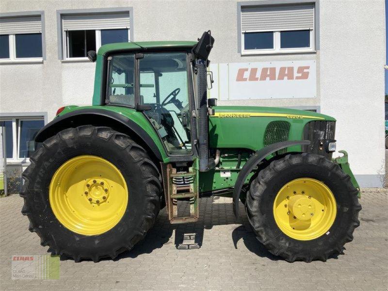 Traktor des Typs John Deere 6920 S AUTOPOWER, Gebrauchtmaschine in Aurach (Bild 1)