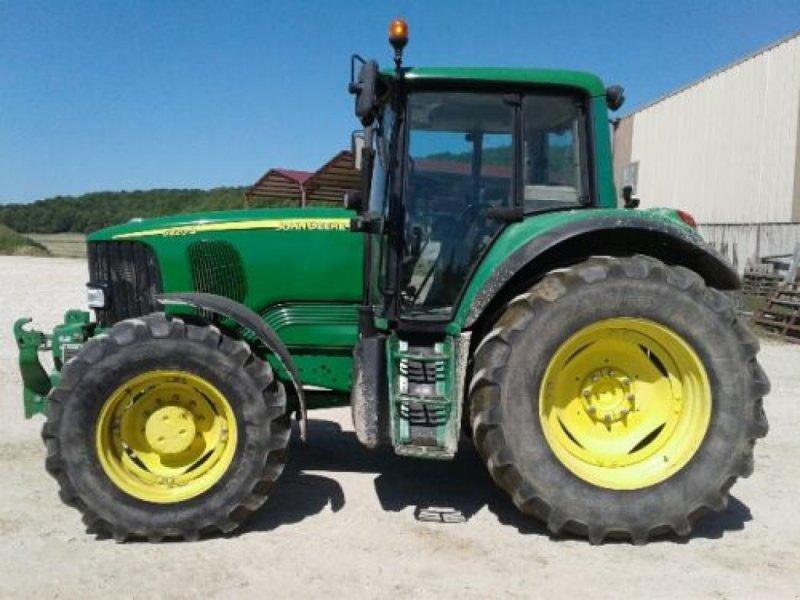 Traktor типа John Deere 6920 S, Gebrauchtmaschine в VELAINES (Фотография 1)