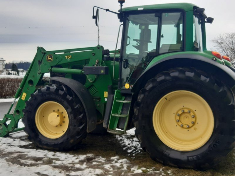 Traktor типа John Deere 6920 S, Gebrauchtmaschine в Hindelbank (Фотография 1)