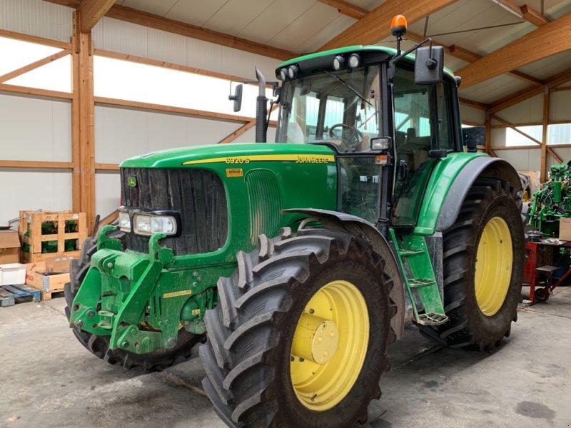Traktor типа John Deere 6920 S, Gebrauchtmaschine в Bad Sobernheim (Фотография 1)