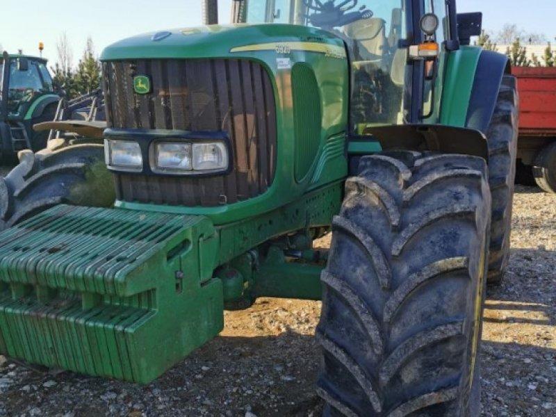 Traktor типа John Deere 6920 TLS AUTOQAUD, Gebrauchtmaschine в Give (Фотография 1)
