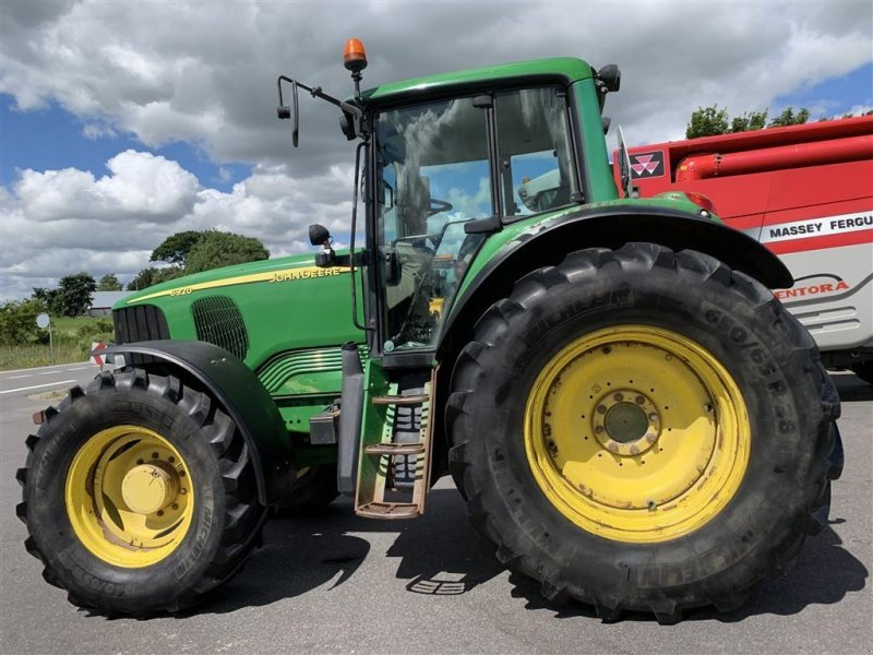 Traktor типа John Deere 6920 TLS OG AUTOQUAD!, Gebrauchtmaschine в Aalestrup (Фотография 5)