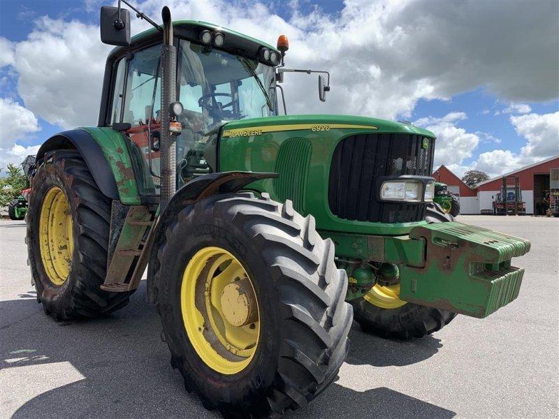Traktor типа John Deere 6920 TLS OG AUTOQUAD!, Gebrauchtmaschine в Aalestrup (Фотография 8)