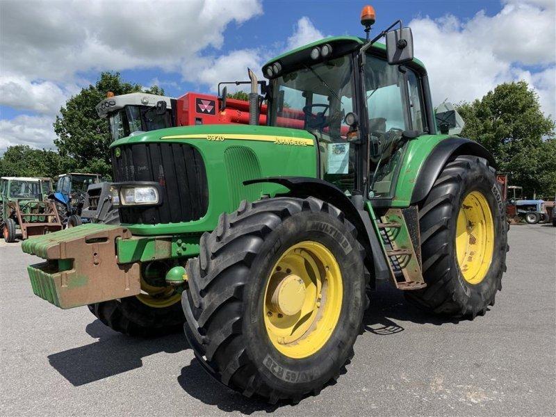 Traktor типа John Deere 6920 TLS OG AUTOQUAD!, Gebrauchtmaschine в Aalestrup (Фотография 1)